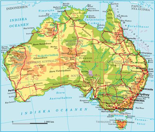 australien gammal karta Kring Trekanten | Naturdagbok och fåglar kring Trekanten australien gammal karta